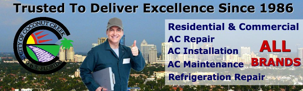 air conditioning repair service coconut creek florida