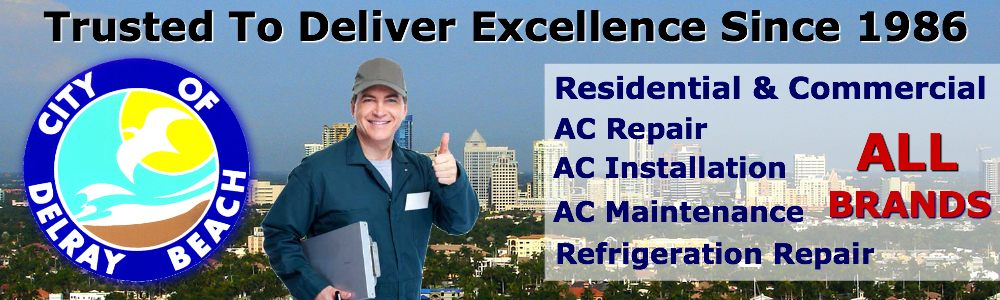 ac repair service delray beach fl south florida air conditioning contractors