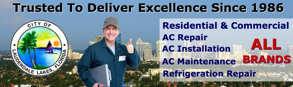 lauderdale lakes air conditioning repair 24 hour emergency service