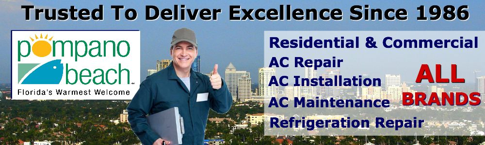 ac repair service pompano beach fl air conditioning contractors in south florida