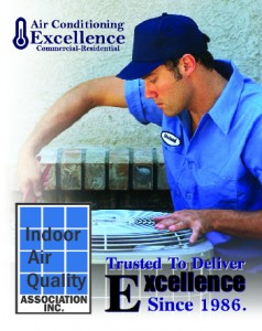 about ac excellence fort lauderdale florida logo