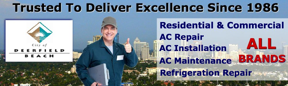 ac repair service deerfield beach fl south florida air conditioning contractors